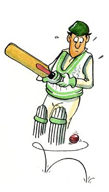 Cricket Prints