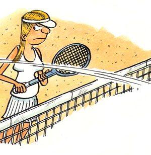Tennis Prints