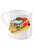 Mugs and China