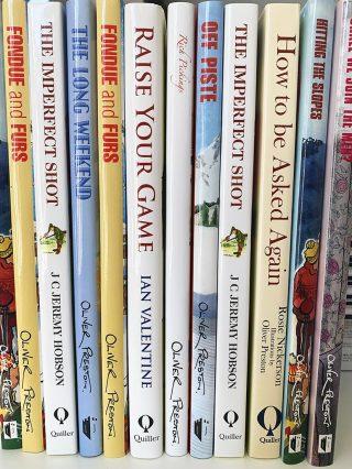 Oliver's Books